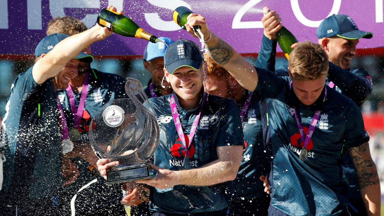 England cricket team | Source Reuters