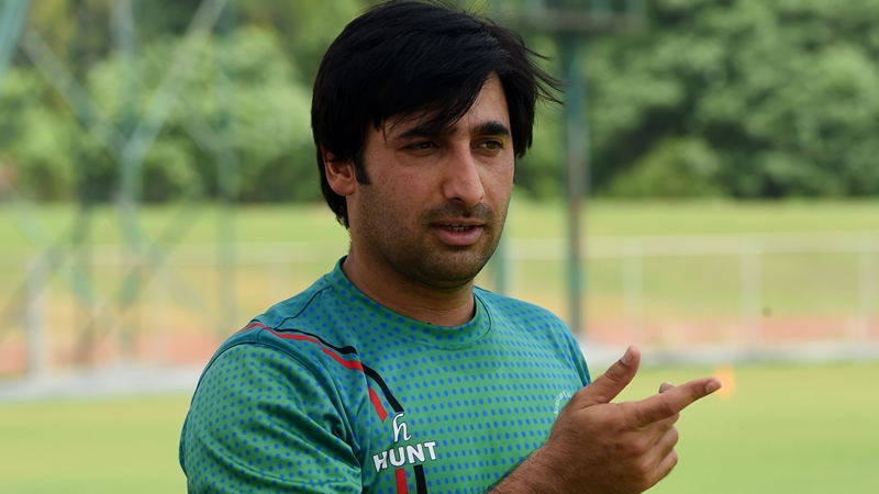 Win in Bangladesh T20Is will give confidence ahead of India Test, says Asghar Stanikzai