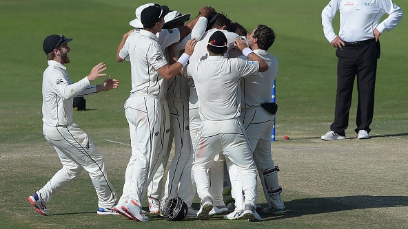 PAK v NZ 2018: Williamson delighted with New Zealand's