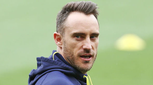 Faf du Plessis calls for harsher punishment for ball-tampering by ICC