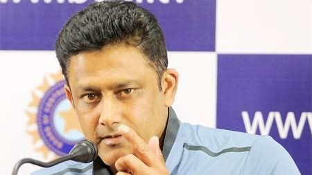Pitches can be utilized to overcome saliva-ban effect, says Anil Kumble