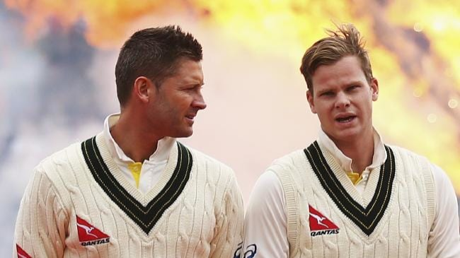 SA v AUS 2018: Michael Clarke urges Australian fans to forgive Steve Smith over ball-tampering scandal