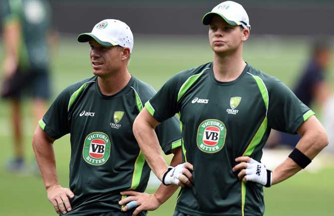 Smith and Warner are serving a one year ban   Getty Images