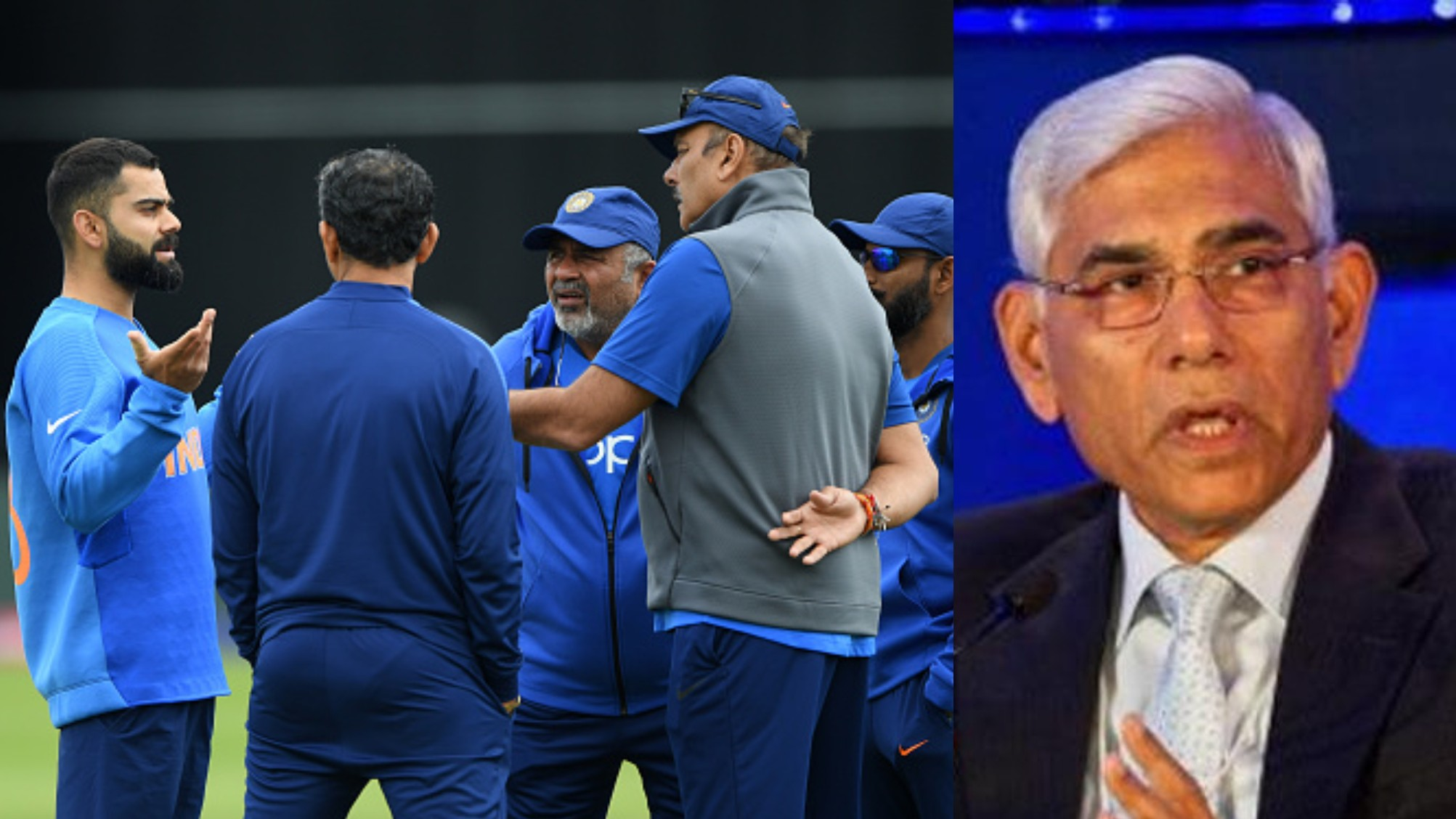 CoA confirms there will be no review of Team India's performance in World Cup