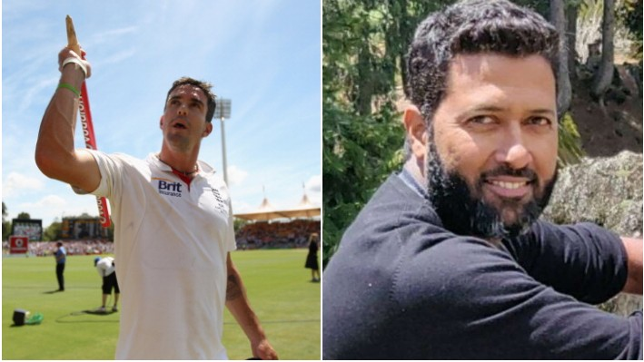 Wasim Jaffer shares Kevin Pietersen as the best 'catch' by England cricket