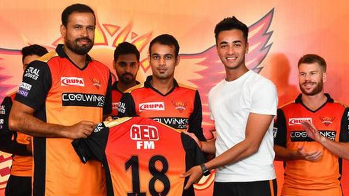 IPL 2019 : सनराइजर्स हैदराबाद का ये नया युवा खिलाड़ी हर कोच और खिलाड़ी से अनुभव हासिल करना चाहता हैं