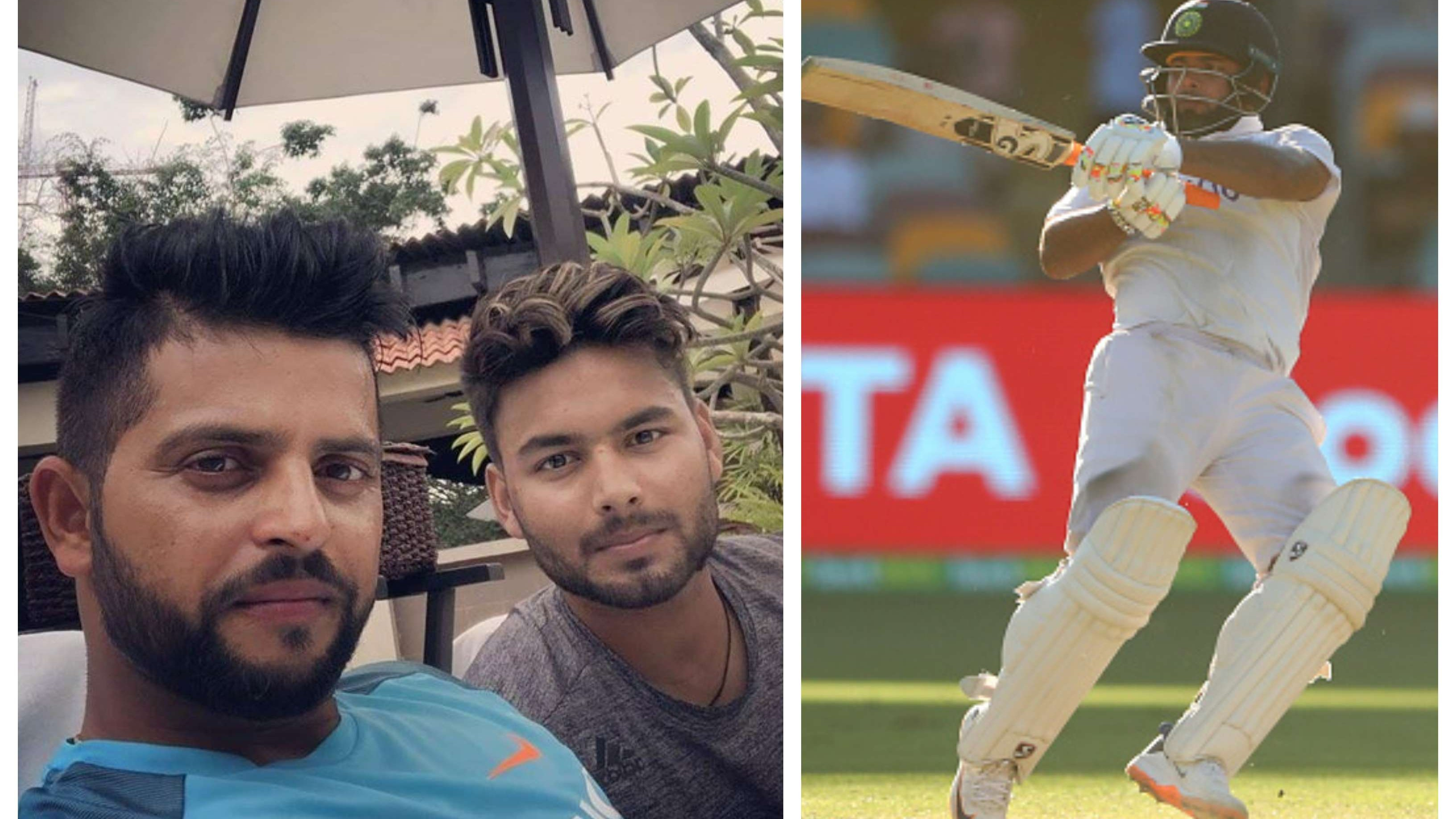 """Bhaiya, I want to be the best wicket-keeper batsman in the world"", Raina recalls Pant's words"