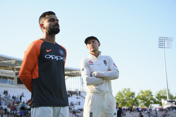 Virat Kohli and Joe Root | GETTY