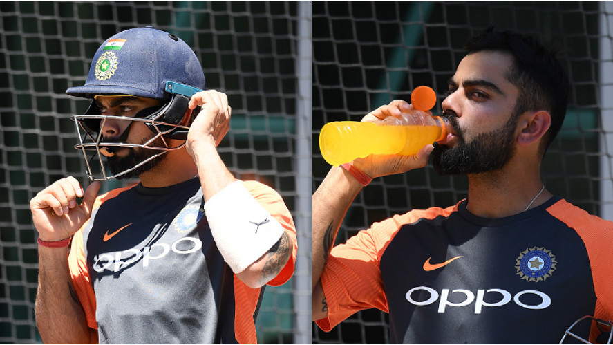 AUS v IND 2018-19: WATCH- Captain Virat Kohli spends time in nets ahead of the crucial game