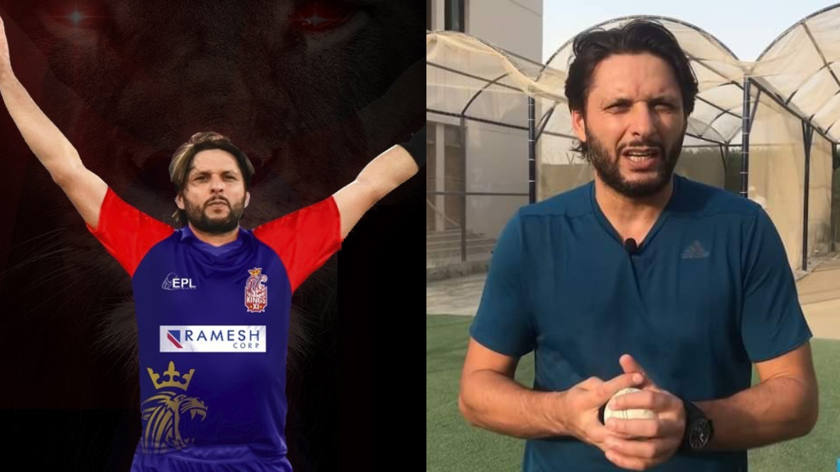 Shahid Afridi to play for Kathmandu Kings XI in upcoming Everest Premier League (EPL) 2021