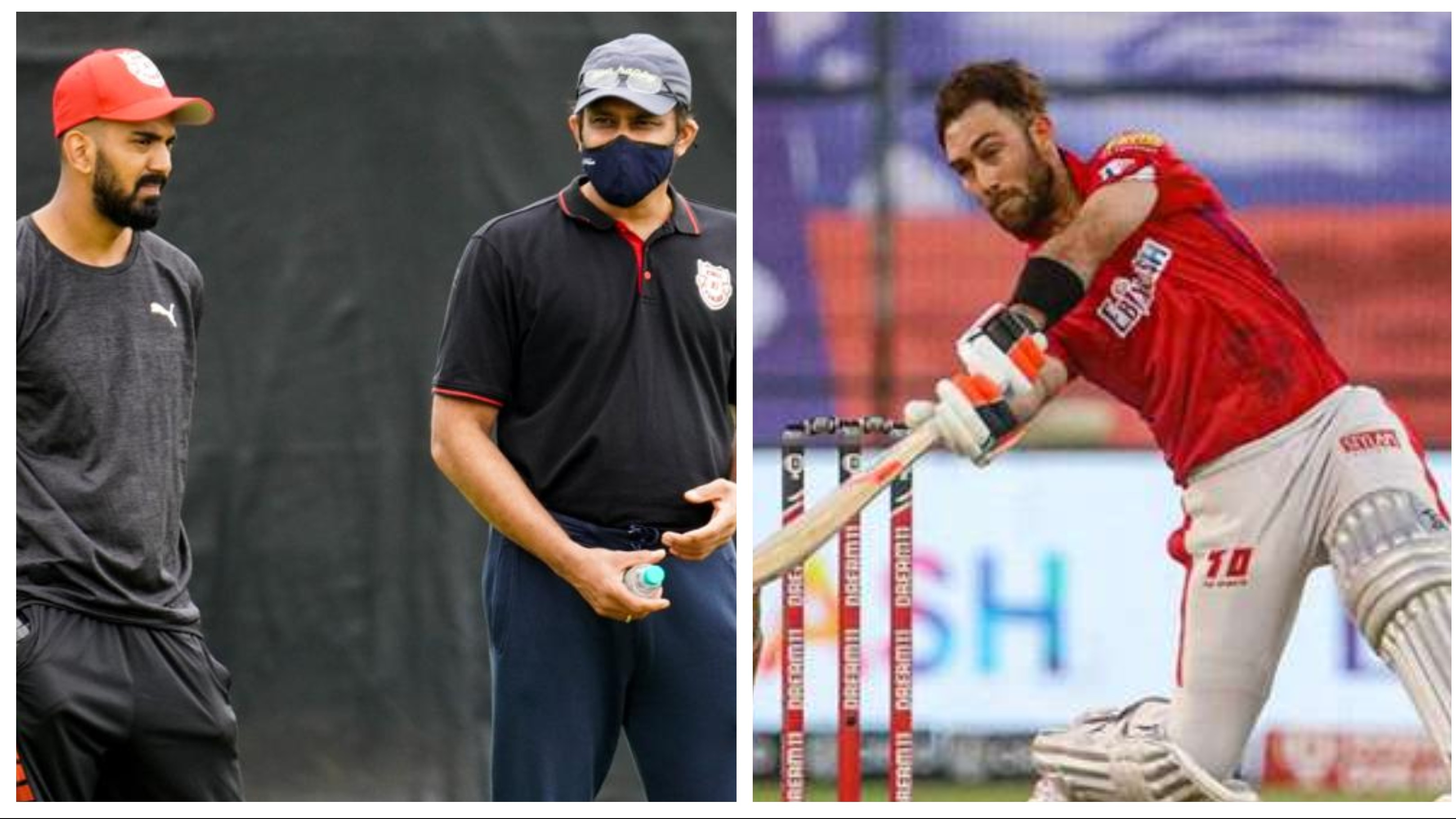 IPL 2020: KXIP to retain Rahul-Kumble duo; Maxwell to be released before next season, says report