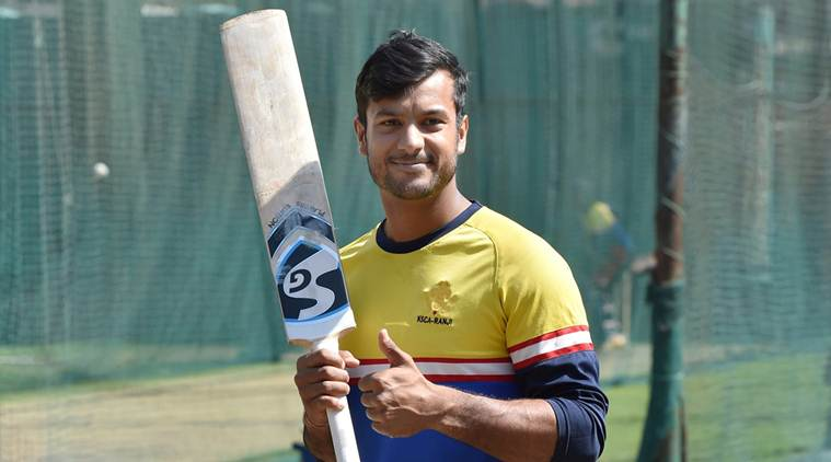 Time for Mayank Agarwal to get a taste of international cricket