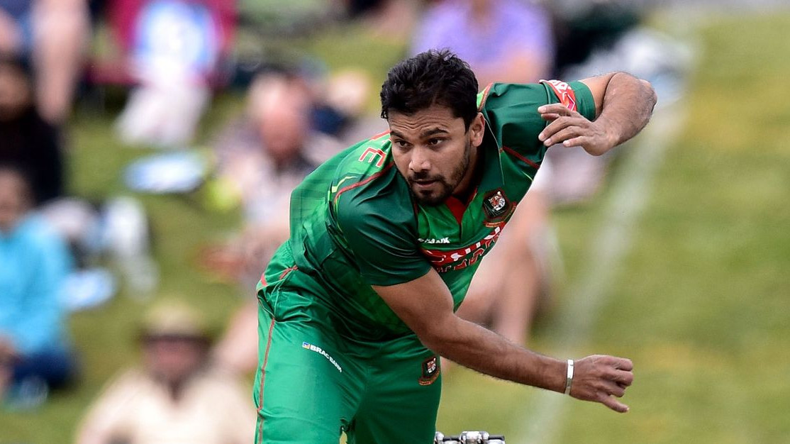 BAN v ZIM 2018: Mashrafe Mortaza not worried about the first ODI collapse