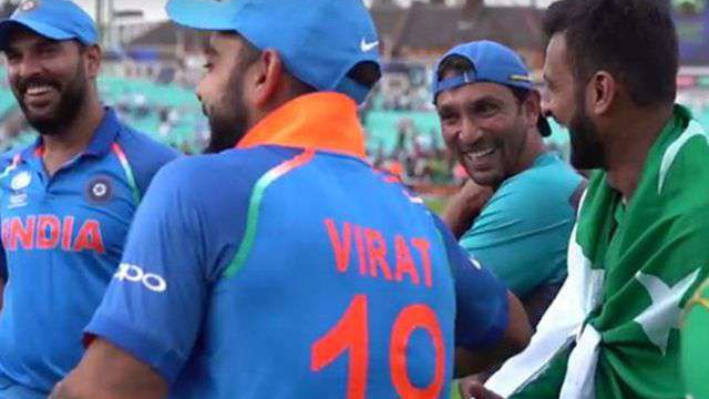 WATCH: Shoaib Malik recalls a hilarious discussion with Virat Kohli