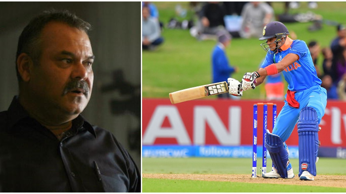 Dav Whatmore opines that Shubman Gill is the perfect fit for no. 4 slot in Team India