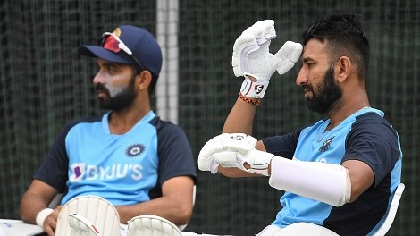 AUS v IND 2020-21: Team India's last practice session in Melbourne washed out due to rain