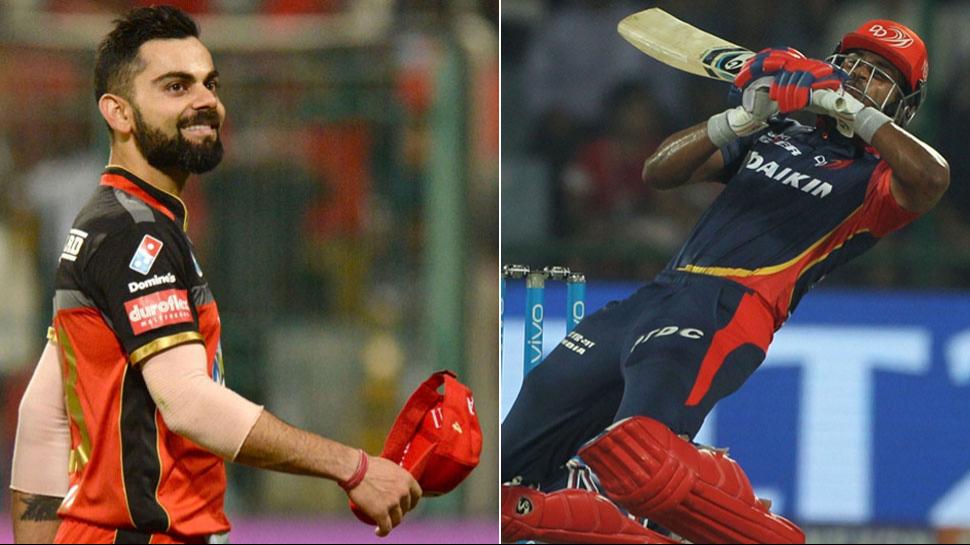 IPL 2018: DD v RCB- आज करो या मरो मुकाबले में बैंगलोर का सामना दिल्ली से