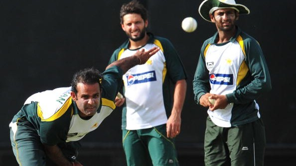 Rana Naved claims senior Pakistan players