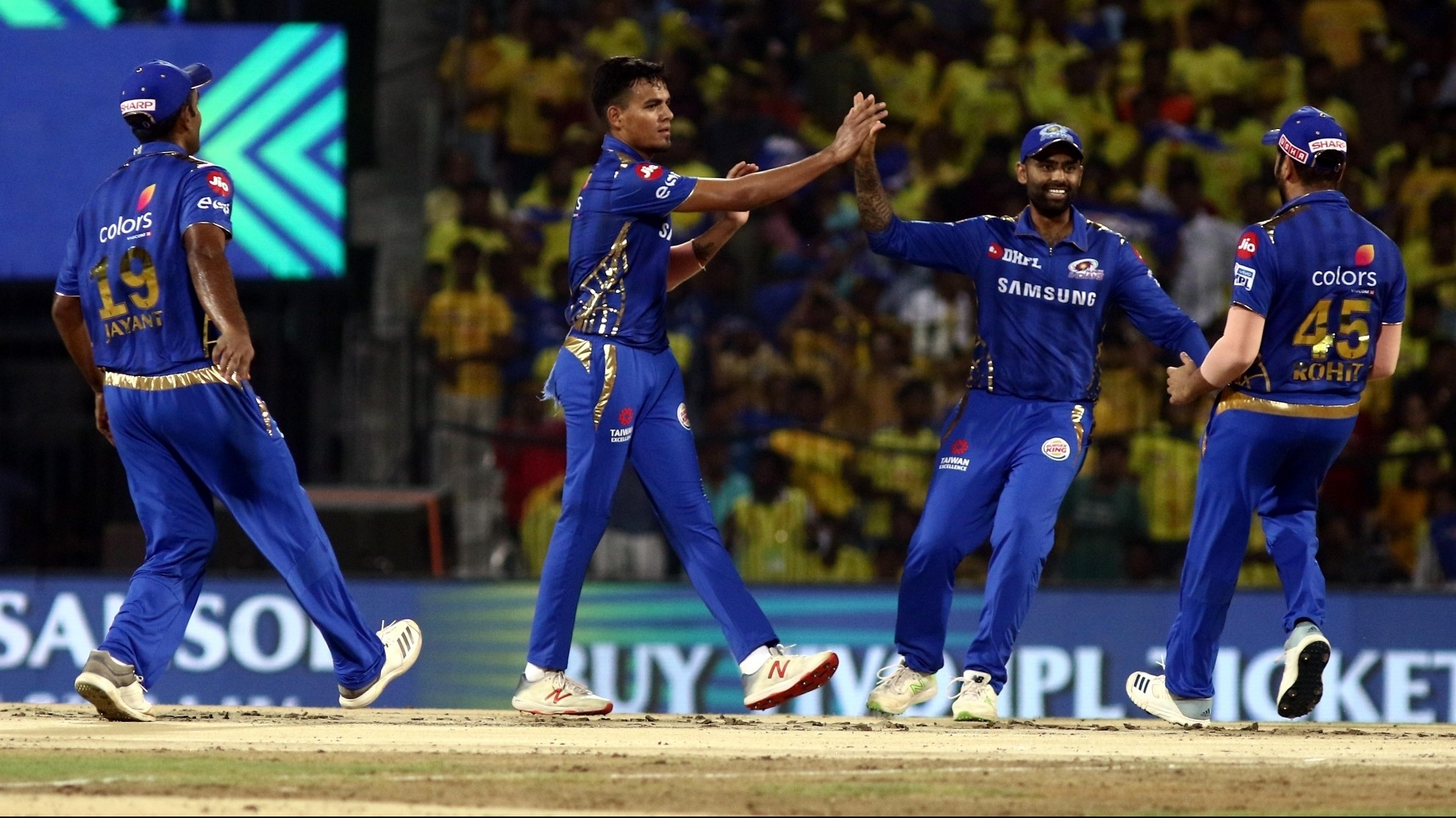 IPL 2019: Qualifier 1, CSK v MI – Twitter reacts as MI spinners restrict CSK to 131 on a turning Chepauk pitch