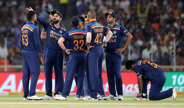 India probably will be favorites to win T20 World Cup 2021   Getty Images
