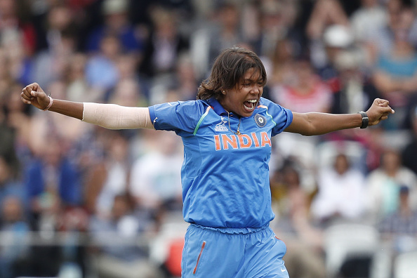 Jhulan Goswami was magnificent with the ball | Getty