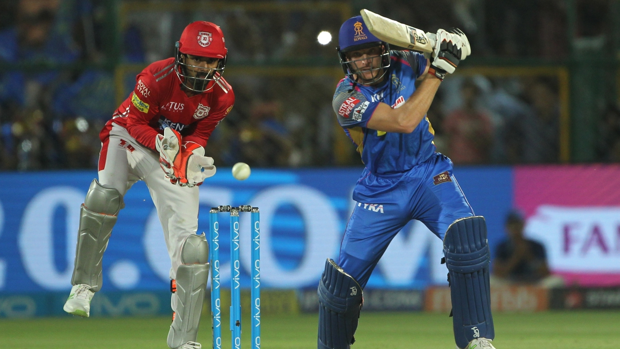 IPL 2018: Twitterverse laud Jos Buttler's 58-ball 82 that propelled RR to 158 against KXIP