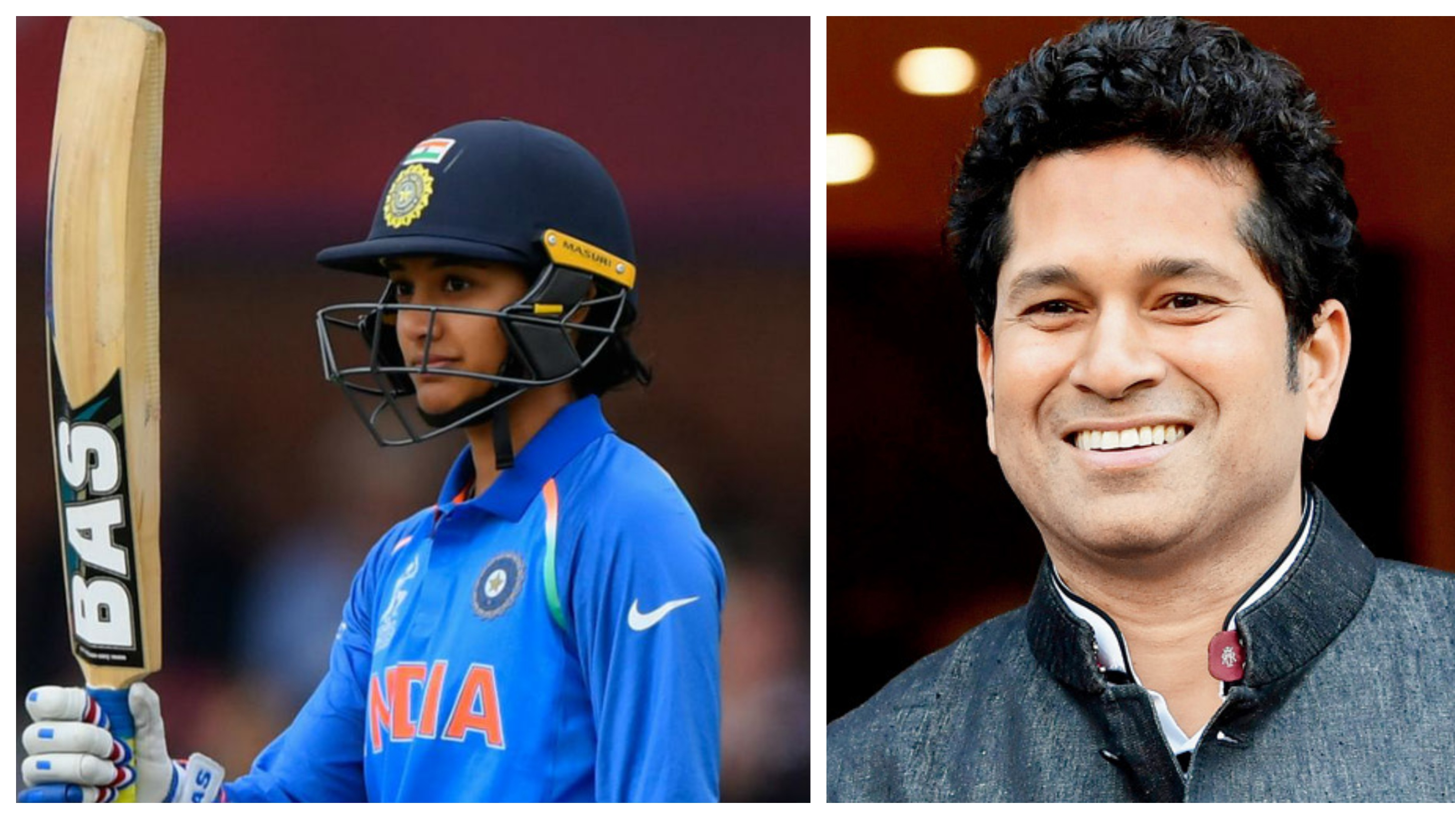 Sachin Tendulkar wishes Smriti Mandhana on her 22nd birthday