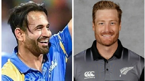 Irfan Pathan, Martin Guptill express interest to play in Lanka Premier League