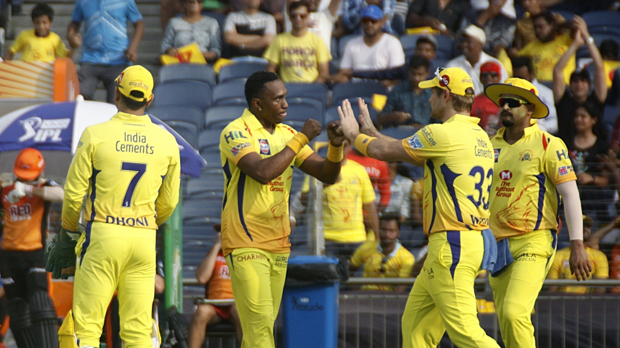 IPL 2018:  Watch – Dwayne Bravo's latest anthem for Chennai Super Kings and fans