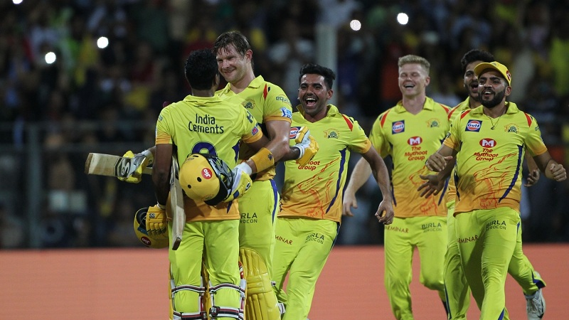 IPL 2018 Final: Chennai Super Kings' players share their joy about lifting the IPL 2018 title