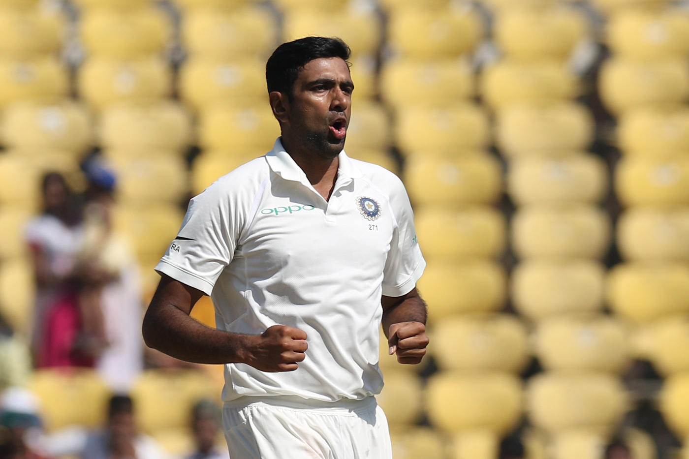 R Ashwin is a role model for youngsters, says Syed Kirmani