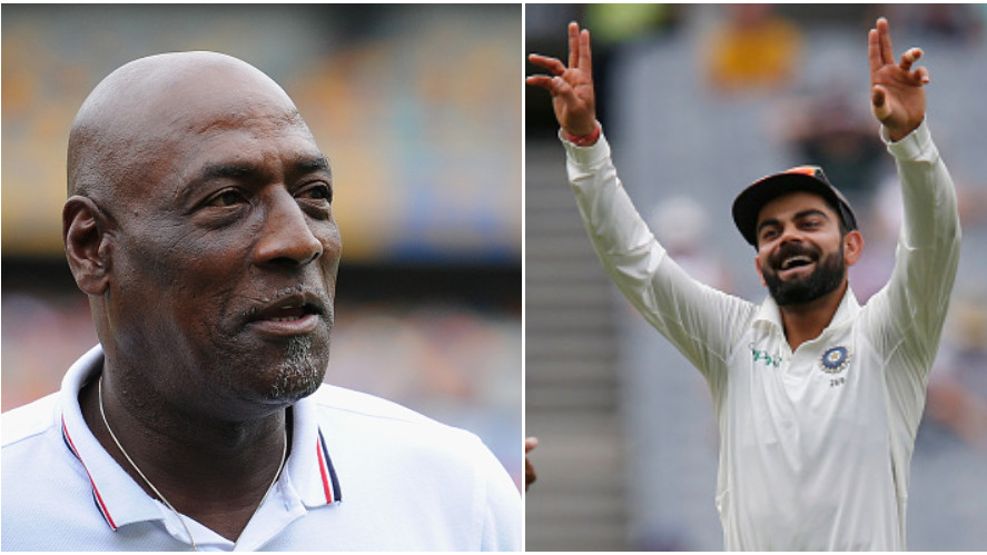 AUS v IND 2018-19: Sir Viv Richards impressed with Virat Kohli's aggression on the field