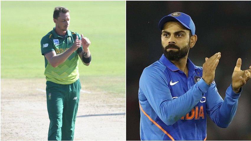 IND v SA 2019: Dale Steyn takes jibe at selectors and apologizes to Virat Kohli after T20I snub