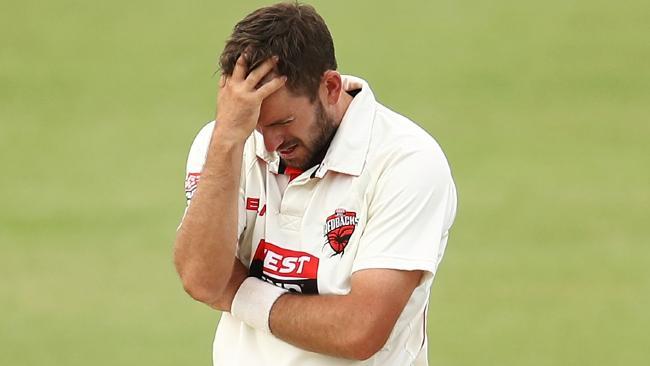 चाड सैयर्स दक्षिण अफ्रीका टेस्ट के लिए ऑस्ट्रेलिया टीम से बाहर किये जाने से हैं निराश