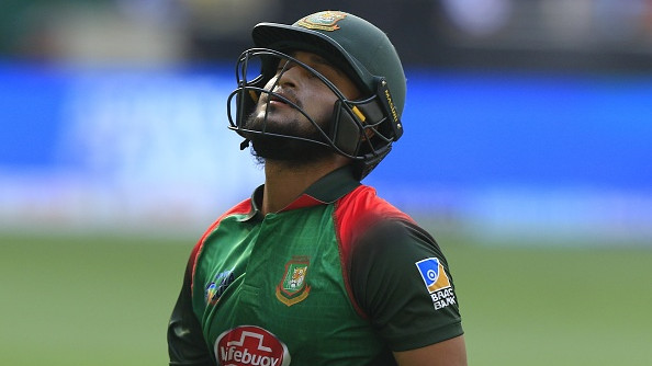 BAN v WI 2018: Shakib Al Hasan fined for shouting at umpire in Sylhet T20I