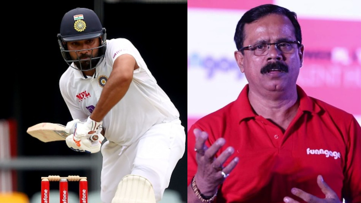 Rohit Sharma will adjust his game as per England conditions, says childhood coach Dinesh Lad