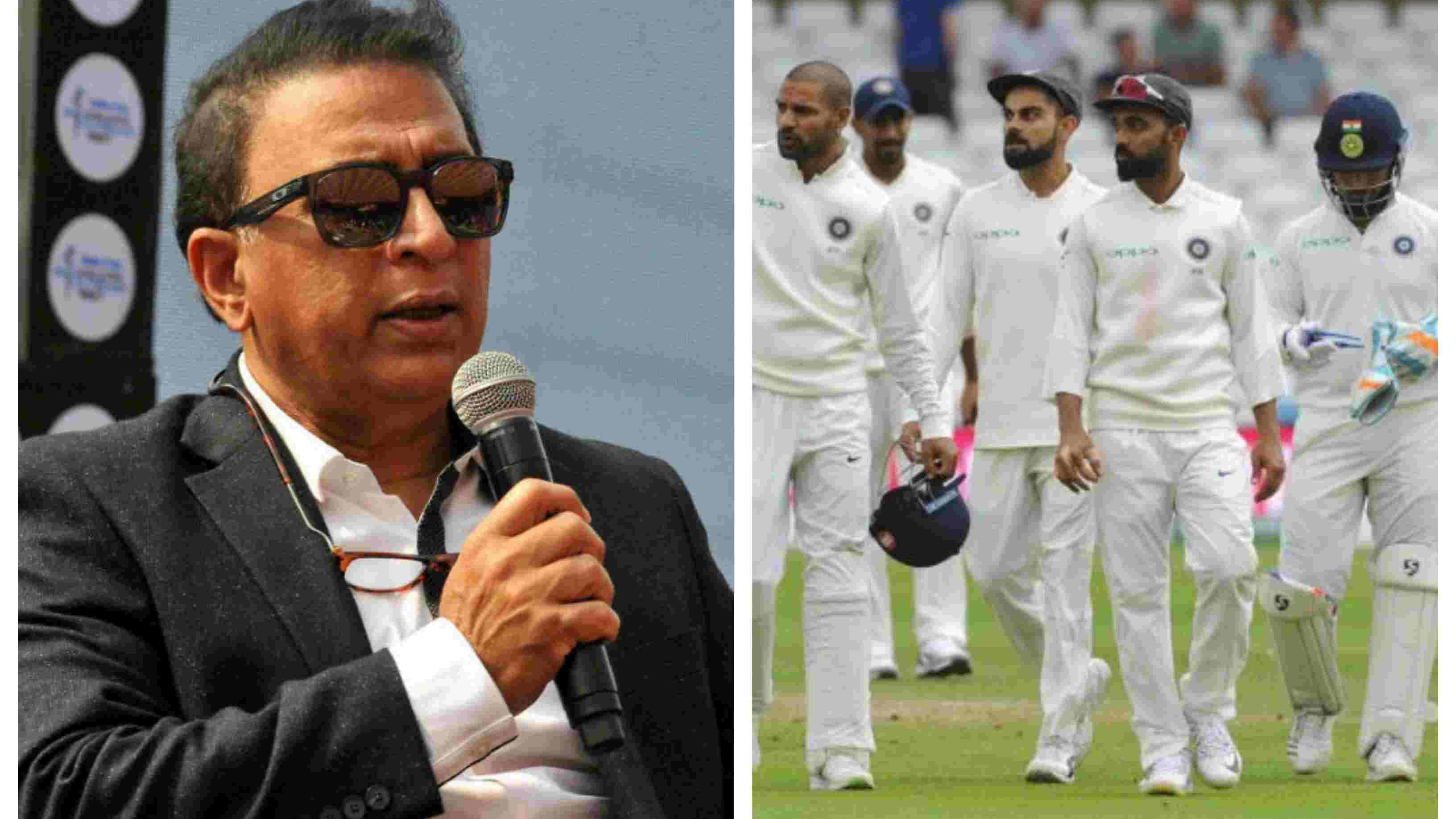ENG v IND 2018: Team India missed a chance to create history in England, feels Sunil Gavaskar