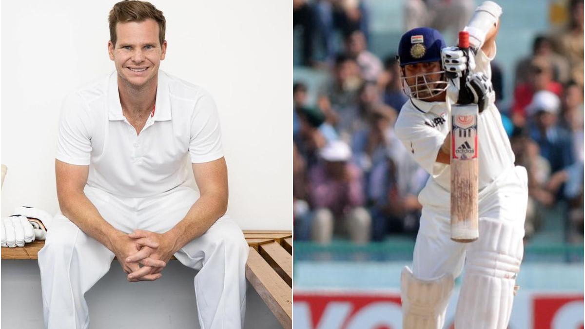 Steve Smith names Sachin Tendulkar as the best batsman he has ever played against