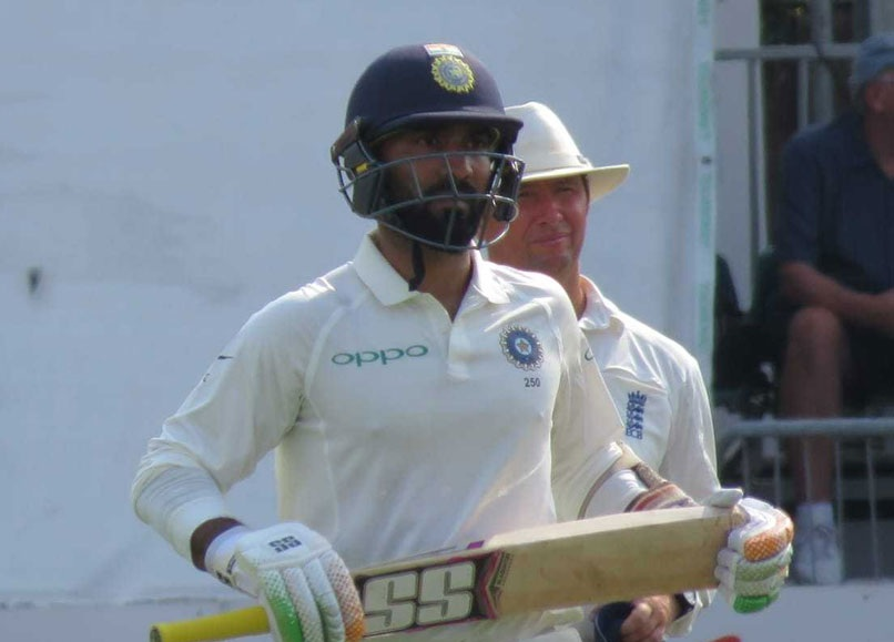 Dinesh Karthik was run out when sent back by Hardik Pandya during the Afghanistan Test | Twitter