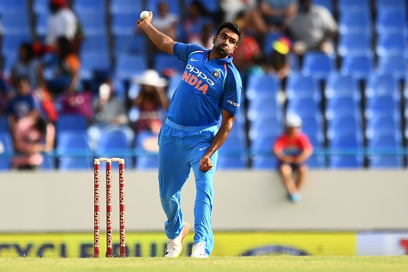 Ashwin last played an ODI in June 2017 against West Indies | Getty