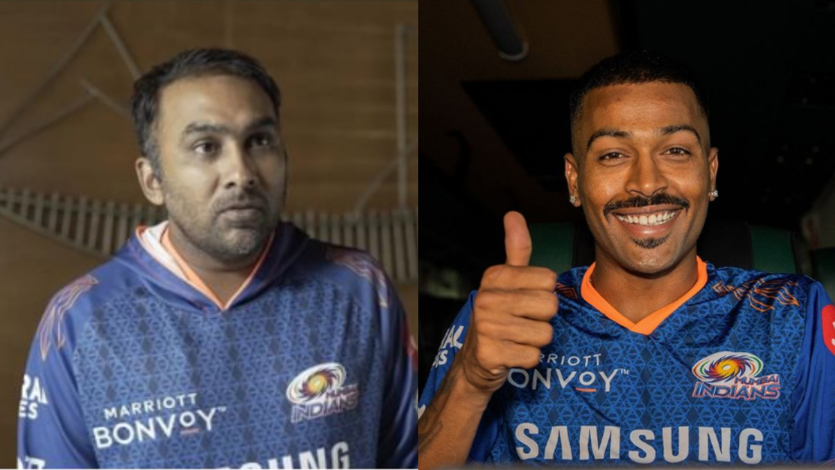 IPL 2021: Mahela Jayawardena reveals why Hardik Pandya isn't bowling
