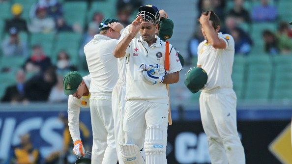 AUS v IND 2020-21: Fans remember MS Dhoni after India's stunning batting collapse