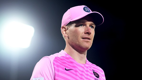 Eoin Morgan to captain Middlesex in Vitality T20 Blast 2020