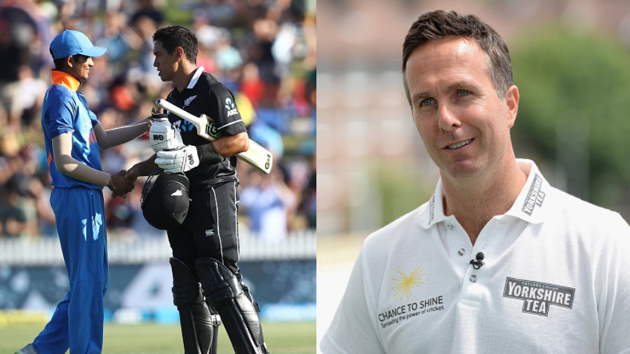 NZ v IND 2019: Michael Vaughan gets roasted for taking a jibe at India's score of 92 in 4th ODI