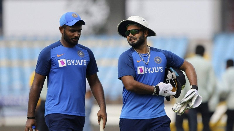 Sanju Samson's coach opines why he thinks Rishabh Pant has got more chances