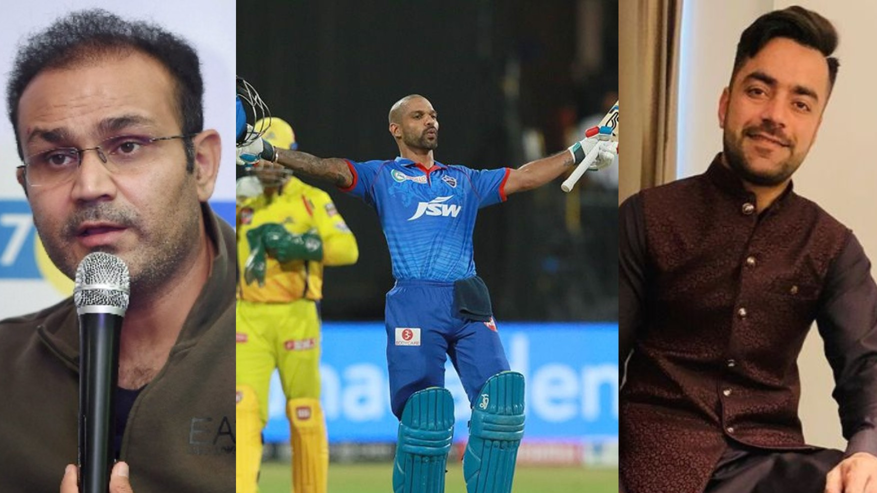 IPL 2020: Shikhar Dhawan hits maiden IPL ton; Cricket fraternity lauds DC's 5-wicket over CSK