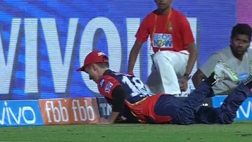 IPL 2018: Watch – Trent Boult takes a one handed blinder to remove Virat Kohli