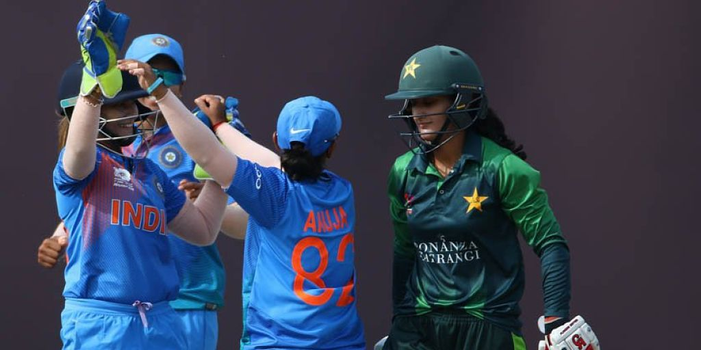 India plays Pakistan only in the ICC events | AP