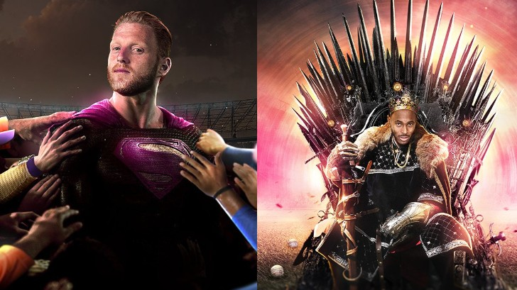 IPL 2020: Rajasthan Royals' players transform into superheroes for Halloween