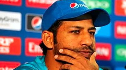 PAK v NZ 2018: Sarfraz Ahmed thinking of giving up Pakistan Test Captaincy